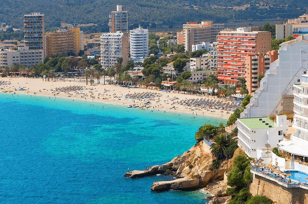 Transfers from Palma Airport to Magaluf