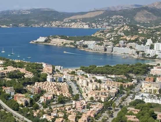 Transfer from Palma airport to Santa Ponsa