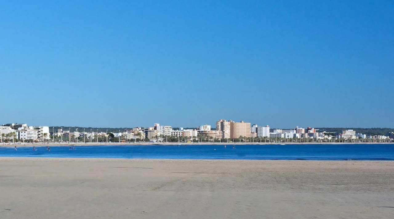 Transfers from Palma airport to Can Pastilla