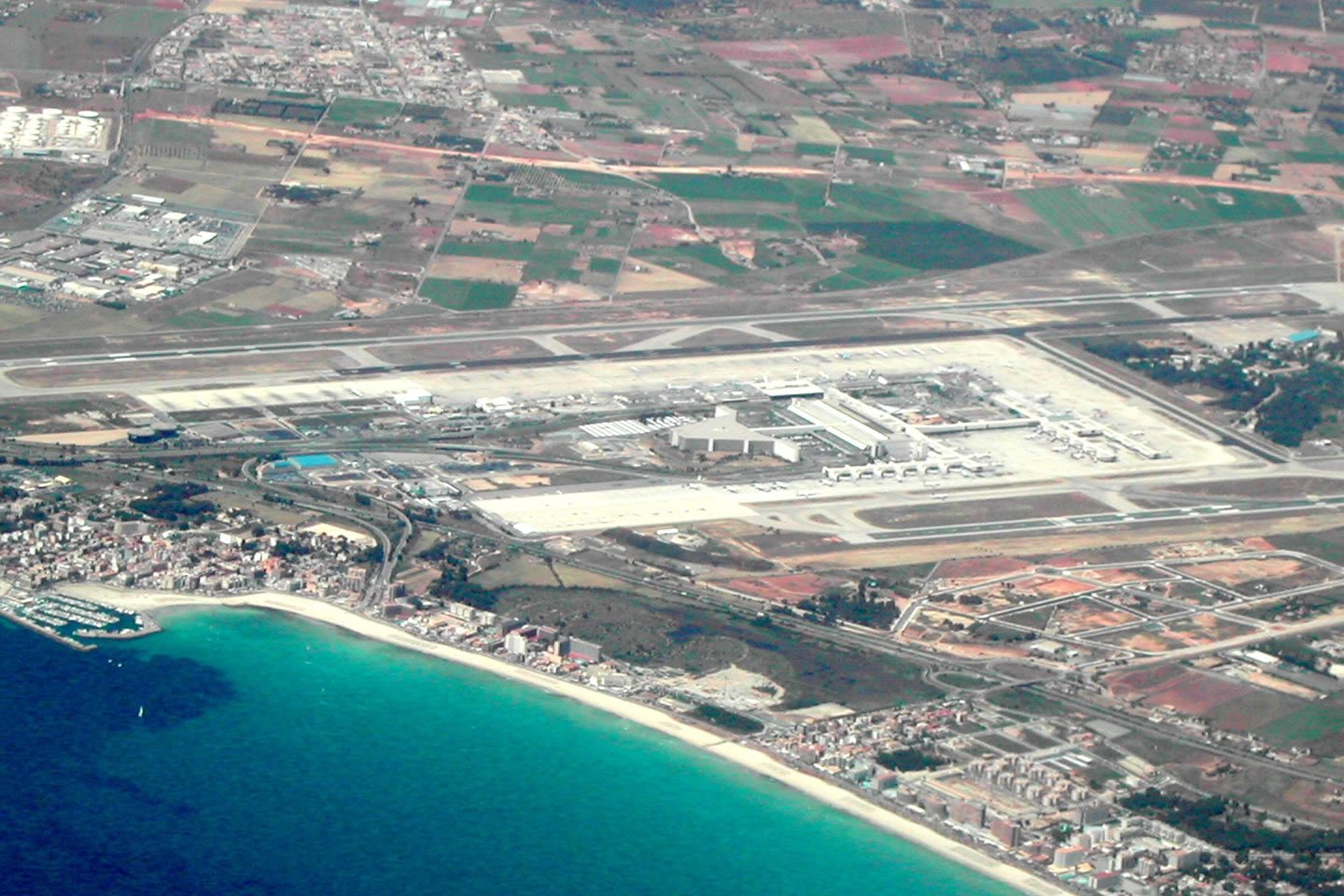 Transfers from Palma airport
